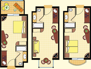 Map Classic Room